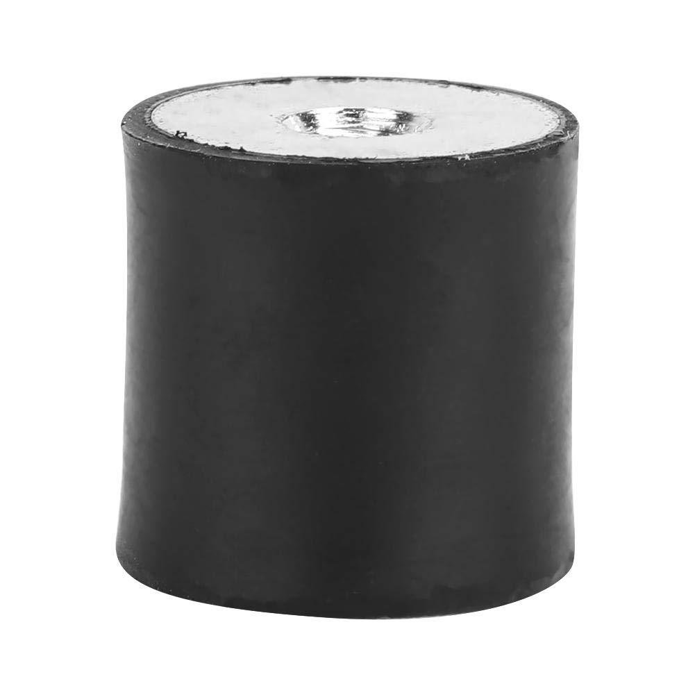 NITRIP 4 pezzi Gomma atossica Antivibranti Montaggio su bobina Isolatore Ammortizzatore di vibrazioni DD10 * 10 M4
