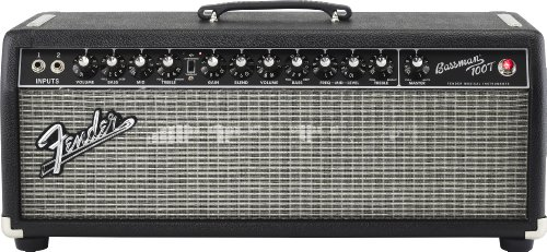 (Fender Bassman 100T 100-Watt Tube Bass Amp Head)
