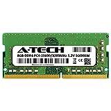 A-Tech 8GB DDR4 3200MHz SODIMM PC4-25600 Non-ECC