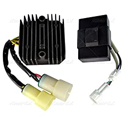 285731 KIMPEX Kit CDI Box and Regulator Rectifier