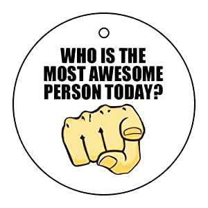 amazon   who is the most awesome person today car air