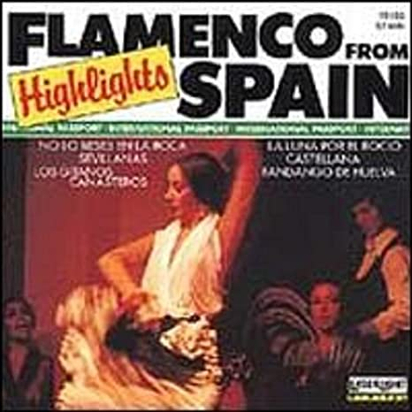 Flamenco Highlights from Spain: Va-Flamenco Highlights from Sp: Amazon.es: Música