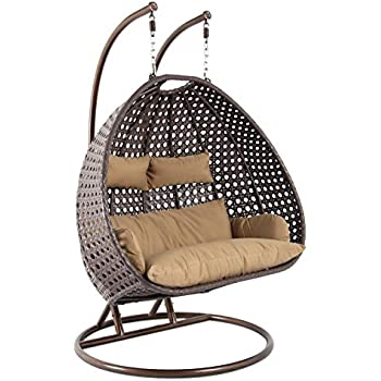 Amazon Com Island Gale Overstuffed Swing Chair Cushion