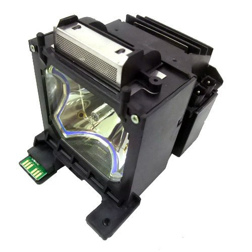 Image of AmpacElectronics MT1065 Replacement Lamp with Housing for NEC Projectors - 150 DAY AmpacElectronics WARRANTY Lamps