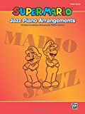 img - for Super Mario Jazz Piano Arrangements: 15 Intermediate-Advanced Piano Solos book / textbook / text book