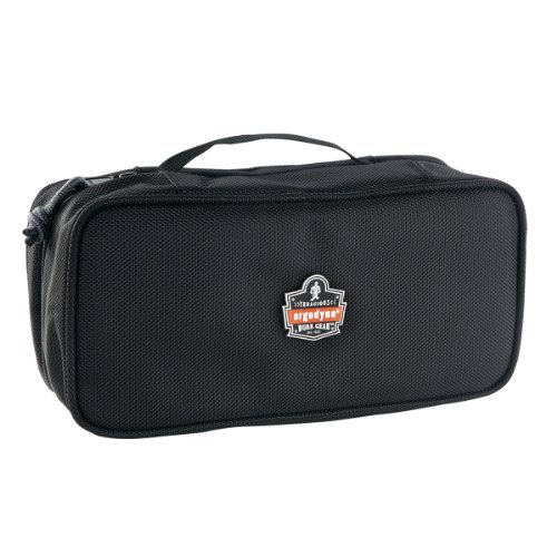 Ergodyne Arsenal 5875 Clamshell Organizer Zippered Pouches, Large, ()