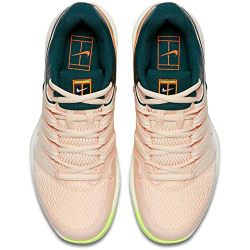 Peel Air Midnight orange Tennis Zoom NIKE Women's Ice Guava HC Spruce X Shoe Vapor ZBffxq