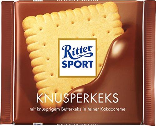 Ritter Sport Knusperkeks, 11-er Pack (11 x 100 g)