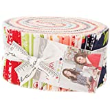 Bonnie & Camille The Good Life Jelly Roll 40 2.5-inch Strips Moda Fabrics 55150JR