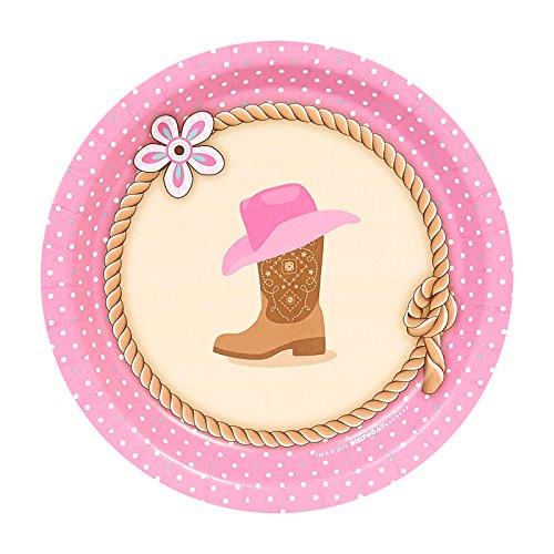 BirthdayExpress Western Cowgirl Party Supplies 7