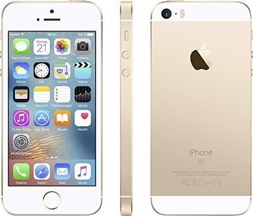 Apple iPhone SE- 64GB- Verizon (Gold)