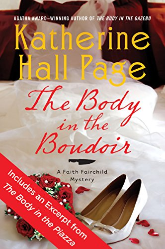 The Body in the Boudoir: A Faith Fairchild Mystery (Faith Fairchild Series Book 20)