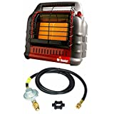 Mr. Heater Propane Big Buddy Portable Heater w/10039; Propane Hose & Regulator