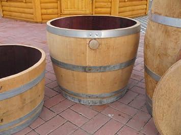 140L Top Tonneau à pluie Mini bassin pot à fleurs avec H.55 cm et D ...