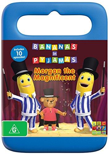 Bananas in Pyjamas Morgan the Magnificent   NON-USA Format   PAL   Region 4 Import - Australia (Pajamas Banana In Dvd)