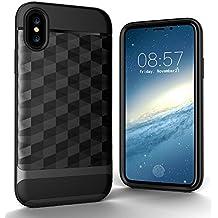Apple iPhone X Mobile Case Beautiful Pro Case Series (Black)