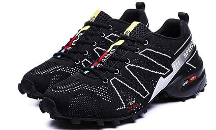 9b4ba623363c1 Amazon.com: LUCKY-U Men Hiking Shoes,Shockproof Non-Slip Outdoor ...