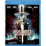 Highlander 2: Renegade Version [Blu-ray]^Highlander 2: Renegade Version