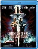 Highlander 2: Renegade Version [Blu-ray]