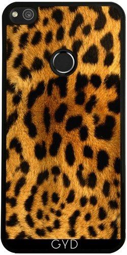 Funda de silicona para Huawei P8 Lite 2017 - Leopardo by wamdesign