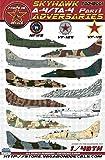 VGBFOD48001 1:48 Vagabond/Fights On Decals - A-4 TA-4 Skyhawk Adversaries Part 1 [WATERSLIDE DECAL SHEET]