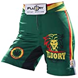 FLUORY MMA BJJ Shorts, Fight Shorts, Muay Thai, WOD, Cross-Training, Kickboxing