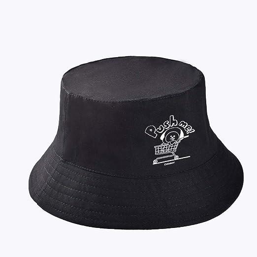 sdssup Sombrero Adulto Sombrero de Pescador de Doble Cara Sombrero ...