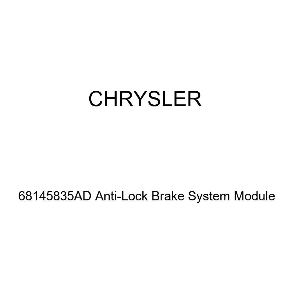 Genuine Chrysler 68145835AD Anti-Lock Brake System Module