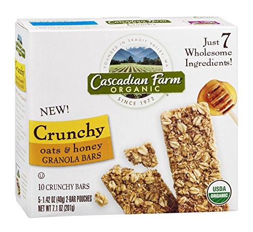 Cascadian Farm Organic Crunchy Oat & Honey Granola