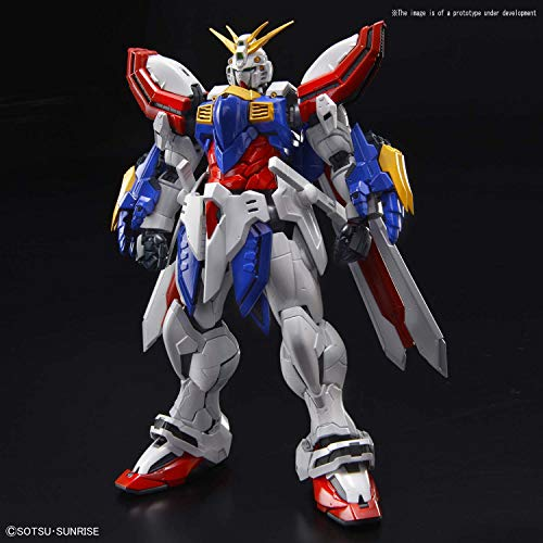 G Gundam God Gundam, Bandai Spirits Hi-Resolution Model from Bandai Spirits