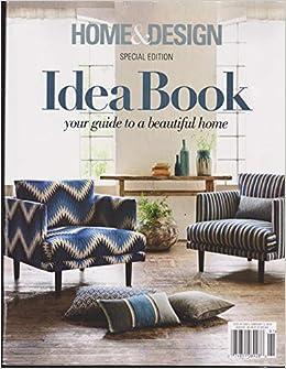 Home And Design Magazine 2019 Idea Book Various Amazoncom
