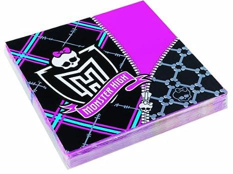 Amscan - Cubertería para fiestas Monster High (RM552248)