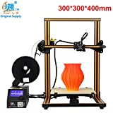 [New Arrival] Creality CR-10 Large printing size 11.8'' x 11.8'' x 15.8'' DIY Self-assembly Desktop 3D Printer Kits