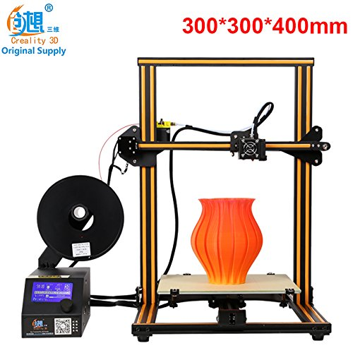 [New Arrival] Creality CR-10 Large printing size 11.8'' x 11.8'' x 15.8'' DIY Self-assembly Desktop 3D Printer Kits by Creality 3D