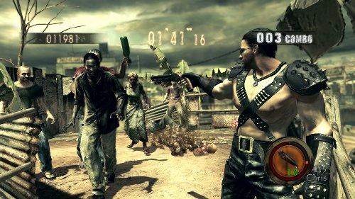 Amazon Com Resident Evil 5 Gold Edition Playstation 3 Capcom