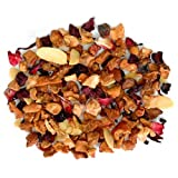 Candied Nut Crunch Tea Loose Leaf Flavored Tea with Cinnamon Pieces and Crushed Almonds - 5 Pounds