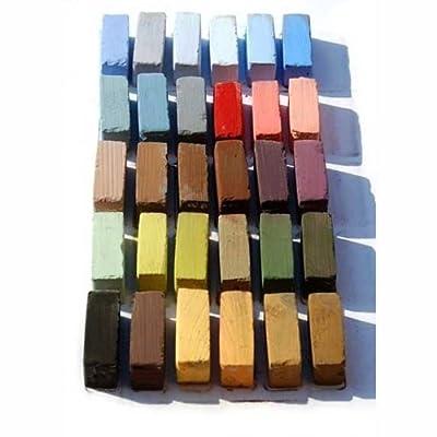 Terry Ludwig Soft Pastels 30 Color Landscape Set