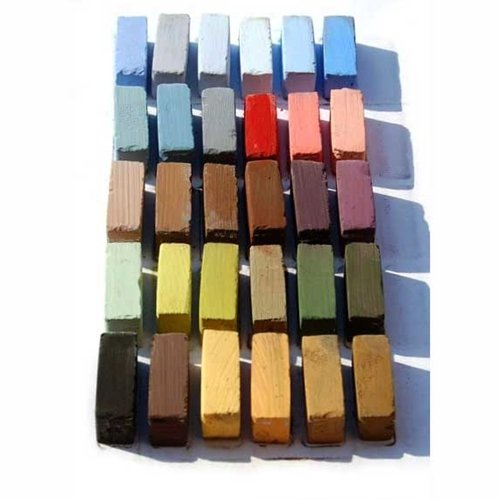 Terry Ludwig Soft Pastels 30 Color Landscape Set by Terry Ludwig