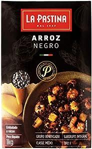 Arroz Negro La Pastina 1Kg