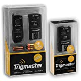 Aputure 2.4Ghz Trigmaster Kit (One Transmitter + 2 Receivers) Radio Remote Flash Trigger and Shutter Cable Release, for Nikon DSLR D200, D300s, D300, D700, D800, D800s, D1, D2, D3x, D3s, D4, and SB-600, 700, 800, 900, 910