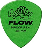 Jim Dunlop Tortex Flow Standard .88mm Guitar Picks (558P.88)