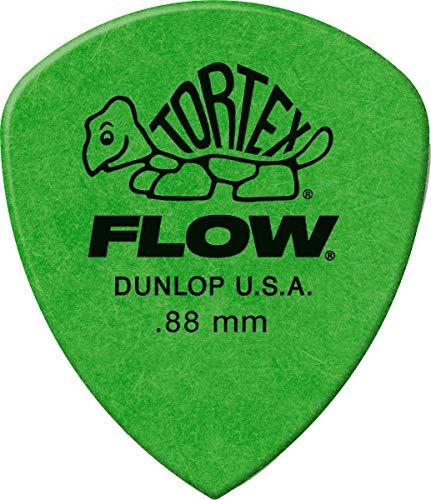 Jim Dunlop Tortex Flow Standard .88mm Guitar Picks (558P.88) from JIM DUNLOP