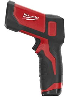 milwaukee 8975 6 11 6 amp 570 1000 degree fahrenheit dual milwaukee 2266 20 laser tempgun thermometer