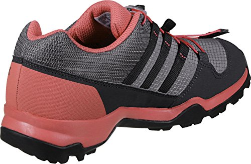 adidas Terrex Gtx, Zapatos de Low Rise Senderismo Unisex Niños Gris (Trace Grey/core Black/tactile Pink)