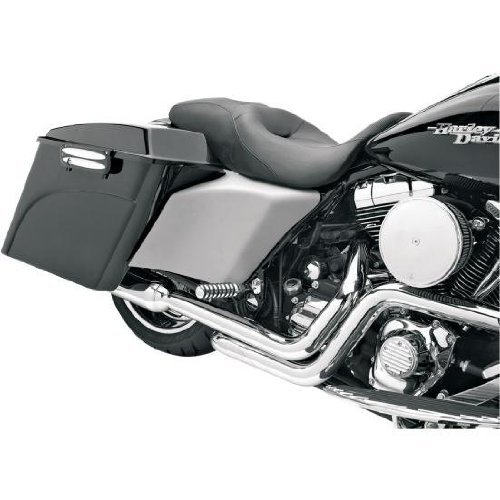 Arlen Custom Side Cover For 97-08 FLT/FLHT/FLHR/FLTR/FLHX Set For Harley-Davidson (ZZ 0520-0785)