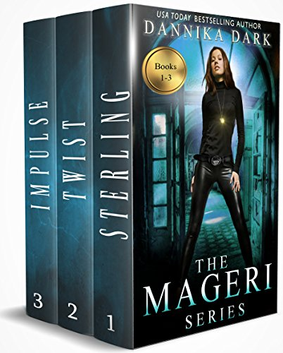 The Mageri Series Boxed Set (Books 1-3) cover