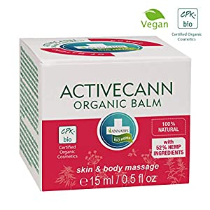 Annabis Activecann – 15ml – Organic Hemp Balm ...