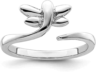 Adjustable Mothers Day Solid Jewelry Handmade Special Women Fine Wedding Jewelry Gifts Designer Sterling Silver 925 Plain Toe Rings Pair