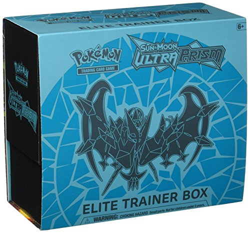 (Pokemon TCG: Sun & Moon Ultra Prism Elite Trainer Box Collectible Cards)