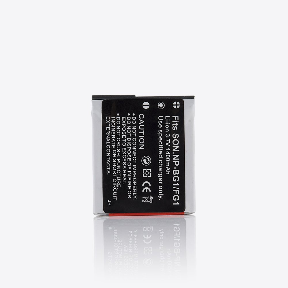 Bateria para Sony np-bg1 Cybershot dsc-n1 DSC-n 1 Li-ion